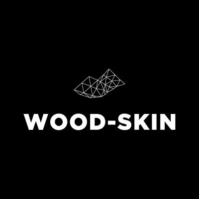 WOOD-SKIN Logo